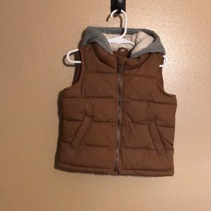 Toddler Vest from Old Navy